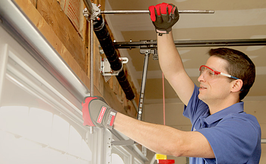 Garage door repair in rochester